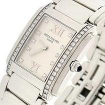 Patek Philippe Twenty-4 Factory Diamond Bezel & Dial...