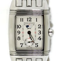 Jaeger-LeCoultre Reverso Duetto Steel 25mm Silver Arabic numerals United States of America, New York, New York