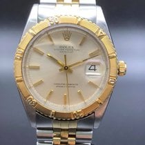 Rolex Datejust Turn-O-Graph 1625 Good Gold/Steel 36mm Automatic Singapore, Singapore