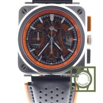 Bell & Ross BR 03-94 Aéro GT Orange Limited Edition NEW