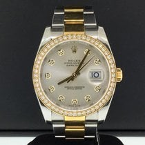 Rolex 36mm Automatic Datejust pre-owned