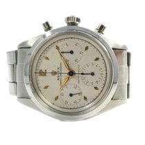 Rolex Chronograph Steel Silver No numerals United States of America, California, La Jolla