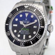Rolex Sea-Dweller Deepsea D-Blue - NEW