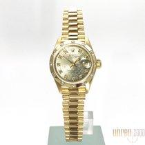 Rolex Datejust 26  Gelbgold Ref. 69178