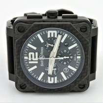 Bell & Ross BR 01-94 Chronographe Carbon Black Arabic numerals United States of America, Florida, Hollywood