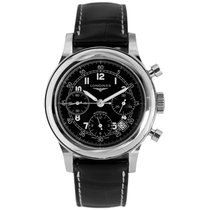 Longines Steel 41mm Automatic L27454534 pre-owned Canada, Vancouver