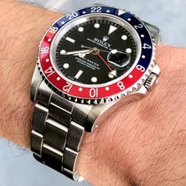 Rolex Gmt-master 16700 Pepsi Red Blue No Box No Papers