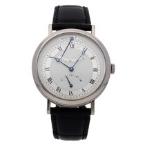 Breguet 39mm Automatic pre-owned Classique Silver