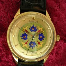 Gübelin Yellow gold 35mm Automatic rm271 pre-owned United States of America, California, Cathedral City
