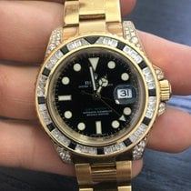 Rolex 116758 SANR Geelgoud GMT-Master II 40mm