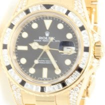 Rolex 116758 SANR Or jaune 2007 GMT-Master II 40mm occasion