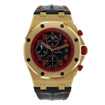 Audemars Piguet Royal Oak Offshore Automatic 42mm Rose Gold Watch