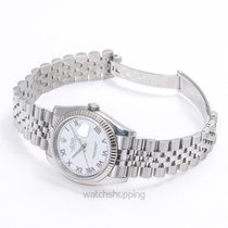 Rolex Datejust (Submodel) pre-owned White gold