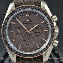 Omega Speedmaster  Apollo 11 45th Anniversary Titanium Sedna Gold