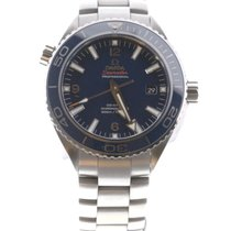Omega Seamaster Planet Ocean occasion 45.5mm Titane