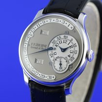 F.P.Journe 38mm Automatic 2007 pre-owned Octa Grey