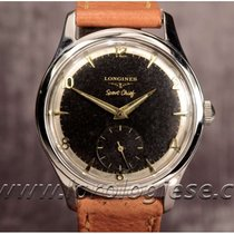 Longines Steel 34.7mm Manual winding 6263 pre-owned
