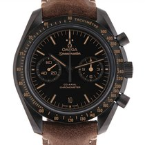 Omega Speedmaster Professional Moonwatch Cerámica 44.3mm Negro