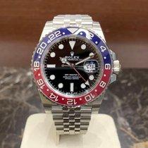 Rolex GMT-Master II 126710BLRO 2019 новые