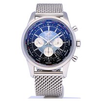 Breitling Transocean Chronograph Unitime from 2016 with box...