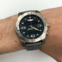 Breitling Exospace B55 Connected EB5510H1/BE79-245S Új Titán 46mm Kvarc