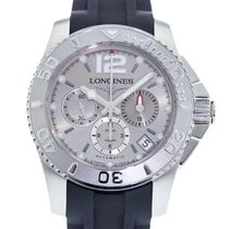 Longines HydroConquest Steel 47.5mm Grey United States of America, Georgia, Atlanta
