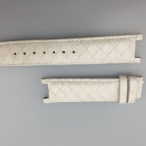 Versace Parts/Accessories new Snake skin White