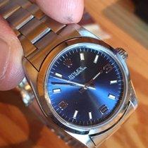 Rolex Oyster Perpetual 31 Acier 31mm Bleu Arabes France, PERI