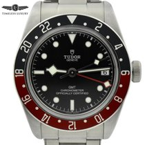 Tudor Black Bay GMT Steel 41mm Black No numerals United States of America, Georgia, Atlanta