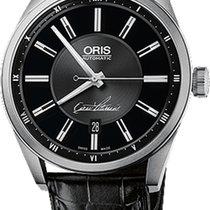 Oris Artix Date Steel 42mm Black No numerals United States of America, Florida, Miami