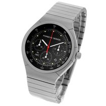 Porsche Design Titanium 36mm Quartz 3743 pre-owned United Kingdom, London