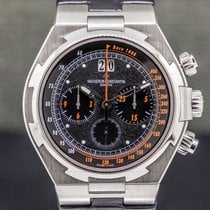 Vacheron Constantin Overseas Chronograph 43mm Black Arabic numerals United States of America, Massachusetts, Boston