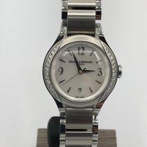Baume & Mercier Ilea new 2018 Quartz Watch with original box and original papers M0A08771