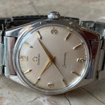 Omega Steel 36mm Manual winding Seamaster pre-owned Canada, Montreal