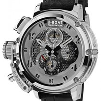 U-Boat 8065 Steel 2020 Chimera 46mm new