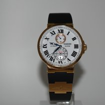 Ulysse Nardin Marine Chronometer 43mm 266-67-3/40 новые