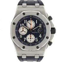Audemars Piguet 26470ST.OO.A027CA.01 Acier 2014 Royal Oak Offshore Chronograph 42mm occasion