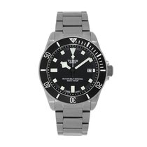 Tudor Pelagos Titanium 42mm Black No numerals United States of America, New York, New York