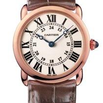 Cartier Ronde Louis Cartier Roséguld 29mm