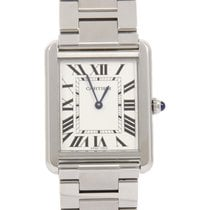 Cartier Tank Solo W5200014 Very good 28mm Quartz