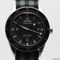 Omega Seamaster 300 Stahl 41mm Schwarz Arabisch Deutschland, Itzig