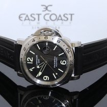 Panerai Steel Automatic Black Arabic numerals 44mm pre-owned Special Editions