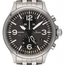 Sinn 756 / 757 new 2020 Automatic Chronograph Watch with original box and original papers 756.030