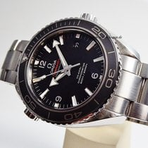 Omega Seamaster Planet Ocean 42mm top condition box and papers