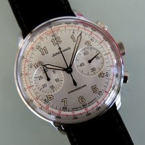 Junghans Meister Telemeter new 2020 Automatic Chronograph Watch with original box and original papers 027/3380.00