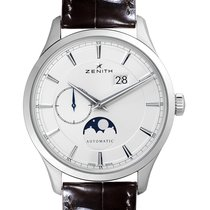 Zenith Captain Moonphase Stal 42mm