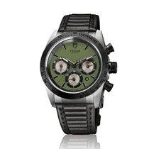Tudor Men's M42010N-0004 Fastrider Blackshield Watch