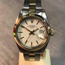 Rolex Date Steel&Gold