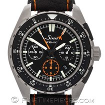 Sinn EZM 10 Titanium 44mm Black