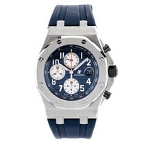 Audemars Piguet Royal Oak Offshore Chronograph blue dial blue...